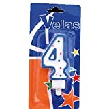 Verbetena - Vela numero 4 (012500224)