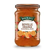 Watheen MACKAYS SEVILE Orange Marmalade (Made with Fruit) 340 GM