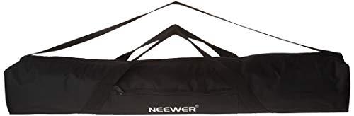 Neewer Hochleistungs Fotostativtragetasche mit Trageriemen für Leuchtenstative/Galgenstativ schwarz