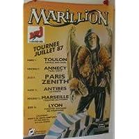 MARILLION–80x 120cm zeigt/Poster