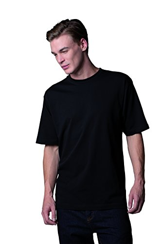 MENS QUALITY T SHIRT XXXXL XXXXXL XXXXXXL (4/5/6XL) - BLACK OR WHITE