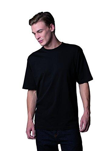 T-shirt da uomo, 4/5/6XL–nero o bianco Blu - blu marino
