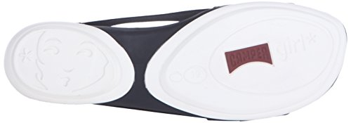 CAMPER Scarpe Donna K200141 003 Bergen Negro PE16 Nero