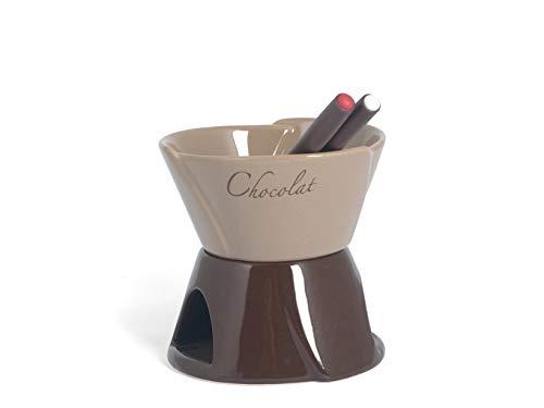 Home Chocolat juego Fondue Chocolate 2personas