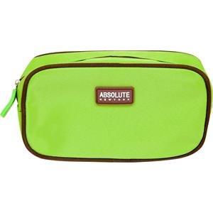 Absolue New York acb24 Trousse à maquillage – Microfibre vert, pack de 1 (1 x 1 pièce)