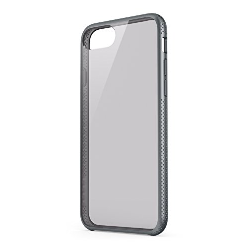 Belkin Air Protect Sheer Force Case Schutzhülle (geeignet für iPhone 7) space/grey (Grey Sheer)