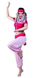Boland 83837-Adultos Disfraz Saba, Color Rosa