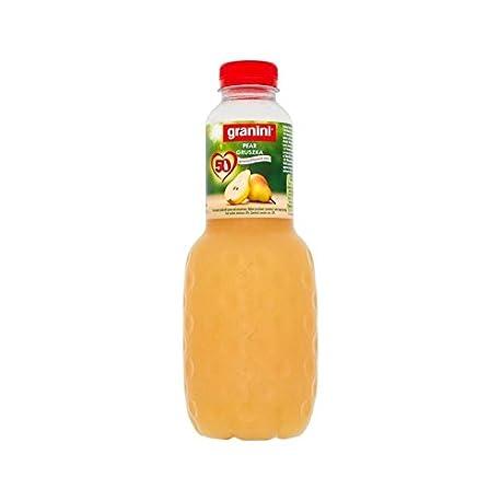 Granini Zumo De Pera Bebida 1L Paquete de 2