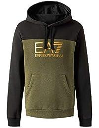 Amazon.es  Emporio Armani - Sudaderas sin capucha   Sudaderas  Ropa 8c5fa9675ba