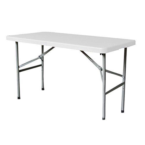 TangMengYun Klapptisch Einfache Outdoor Tragbare Rechteckige Tisch Konferenztisch Training...