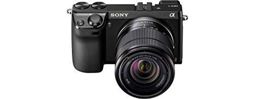 Sony NEX-7KB Systemkamera (24 Megapixel, 7,5 cm (3 Zoll) Display, Full HD Video) Kit inkl. 18-55 mm Objektiv - 4