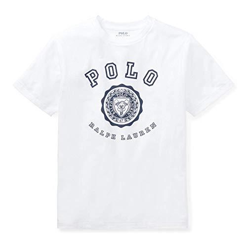 Polo Ralph Lauren Jungen T-Shirt Weiß weiß Gr. XL, weiß