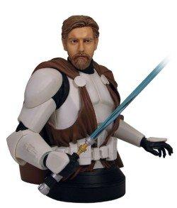 Star Wars Busto Obi-Wan Kenobi In Clone Trooper Armor Gentle Giant
