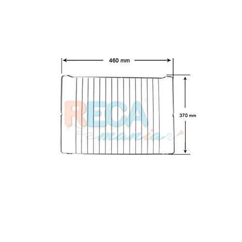 Grillrost, passend zu Geräten von teka (370 x 460 mm)