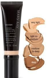 Mary Kay CC Cream SPF 15 mittlerer Schutz mit lsf 15 light to medium MHD 2018