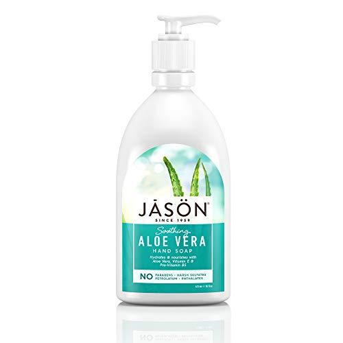 Jason Bodycare Satin Soap Aloe Vera 473ml -