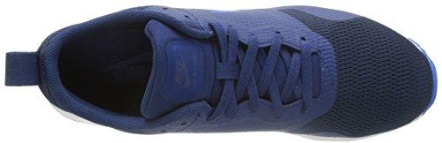 Nike Air Max Tavas, Baskets Basses Homme Bleu (Cstl Blue/Blue Spark/White/Photo Blue)