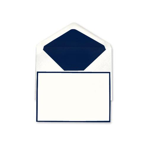 original-crown-mill-silver-line-carta-da-lettera-con-buste-formato-a6-confezione-da-25-colore-bianco