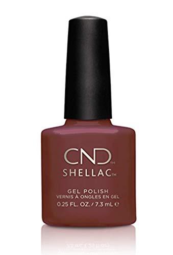 CND Shellac, Gel manicura pedicura Tono Oxblood -