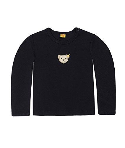 Steiff Steiff Unisex - Baby Sweatshirt 0006671, Gr. 56, Blau (3032)