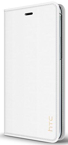 HTC 99H20389-00 Alpine Leder Schutzhülle für U Play Milky weiß