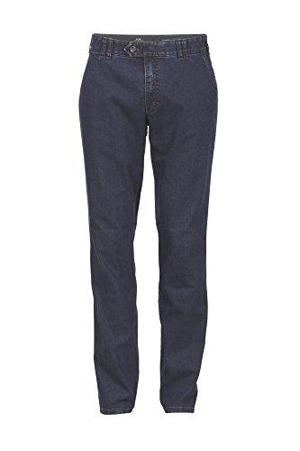 Club of Comfort - Herren Jeans Hose in verschiedenen Farbvarianten, Dallas (4631), Größe:25, Farbe:Marine (40) (Club Hose)