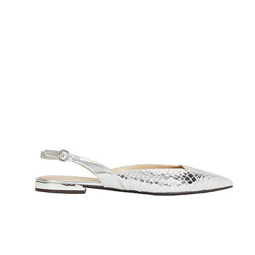 Parfois - Zapato Abierto Metalizado - Mujeres - Tallas
