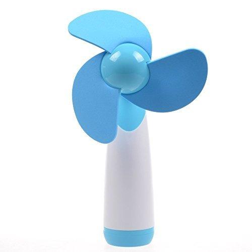 Romote Handheld Mini ventilateur Super Mute AA à piles ventilateur de refroidissement électrique ventilateurs personnels pour la maison et les voyages