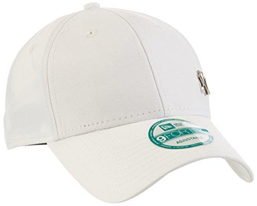 New Era Cap MLB Flawless Logo Basic White, OSFA -