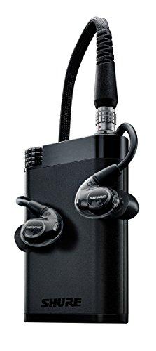 Shure KSE1200SYS-EFS Elektrostatisches Ohrhörersystem mit Verstärker zur Verwendung, tragbaren Mediaplayer - 2