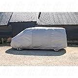 Motorlicious MPVT/84 Car Cover Grey