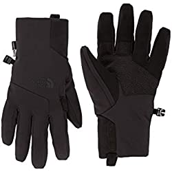 The North Face M Apex +Etip Glove Guantes, Hombre, TNF Black, L