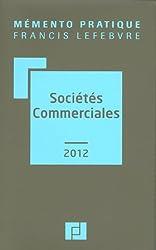 Mémento Sociétés Commerciales 2012