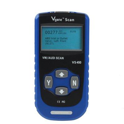 Super Scan Strumento Obd2 Vgate Vs450 Per Vw / Aud