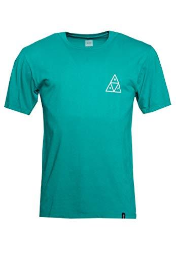 HUF Herren T-Shirts Rose Tt S/S grün S