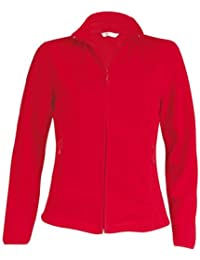 Kariban Ladies Fleece Jacke Maureen K907