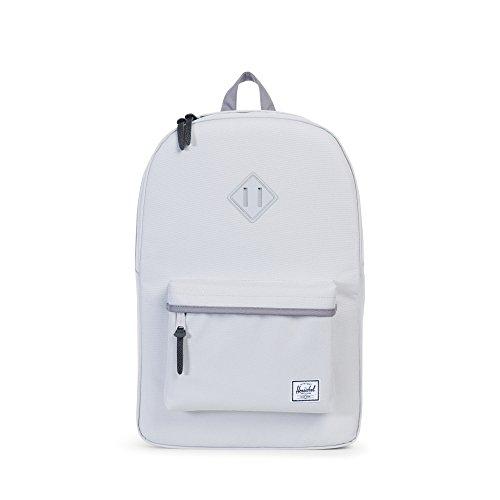 herschel-unisex-adulto-heritage-backpack-poliestere-zaini-bianco-t-u-eu