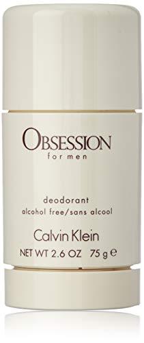 Calvin Klein Obsession homme/man, Deodorant Stick, 1er Pack (1 x 75 ml)