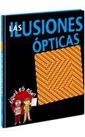 Las ilusiones opticas/ Optical Illusions (Que Es Eso?/ What's That?) por Philippe Nessmann