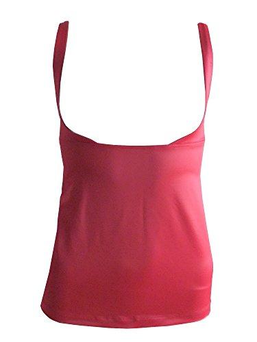 FELINA CONTURELLE PERFECT FEELING Body Shaper Top open bust, Rot Gr. 38