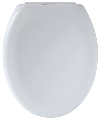 Gelco 708690- Tapa para Inodoro con Freno de caída, plástico, Blanco,...