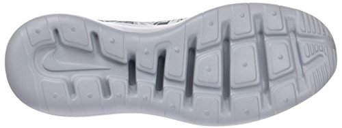 Nike Wmns Kaishi 2.0 Print, Scarpe da Corsa Donna Gris (Gris (wolf grey/white-dark grey))