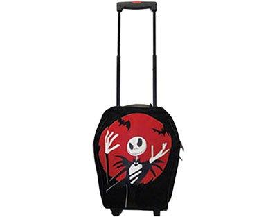 nbc-equipaje-de-mano-negro-rojo-tamano-unico