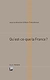 Qu'est-ce que la France (Essais - Documents)