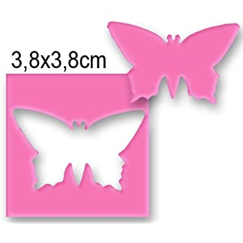 "EFCO motivstanzer grande 1,5/""//~ 3,8 cm mariposa"