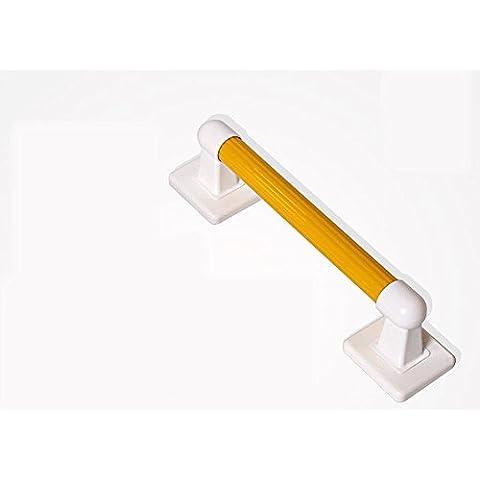 KHSKX Moda de aleación de aluminio, rieles de seguridad cuarto de baño, ducha de baño reforzado, deslizamiento sin barreras pasamanos