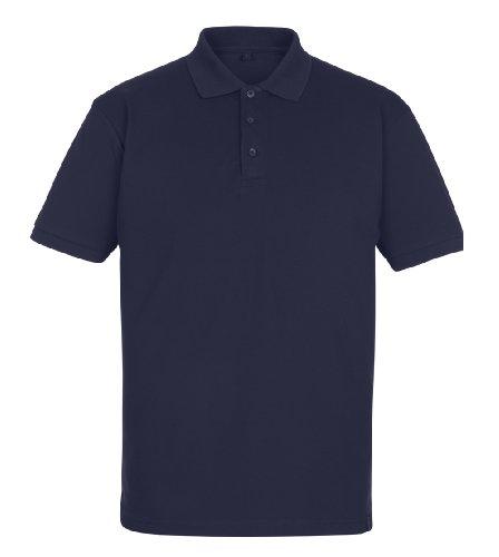 """Preisvergleich Produktbild Maskottchen 50181–861–01–4x l Größe 4X Große """"Soroni"""" Polo Shirt–Navy Blau"""
