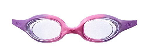 ARENA Spider Junior Schwimmbrille, Purple/Rosa