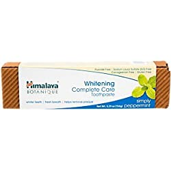 Himalaya Botanique Whitening Complete Care Simply Peppermint Zahnpasta 150 g