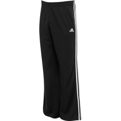 Adidas Damen Plus Hose, damen, Black, Fresh Pink Preisvergleich